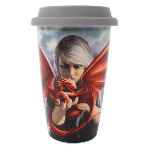 Dragonkin Travel Mug