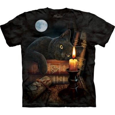 Witching Hour - Adult T Shirt - Lisa Parker