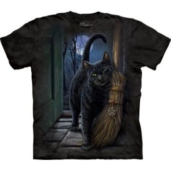 A Brush With Magick - Adult T Shirt - Lisa Parker