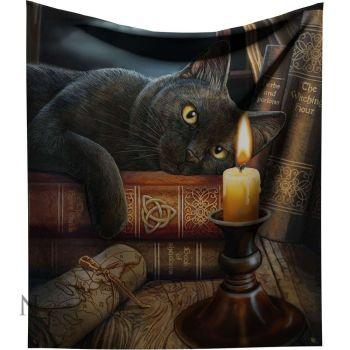 Witching Hour Fleece Throw/Blanket