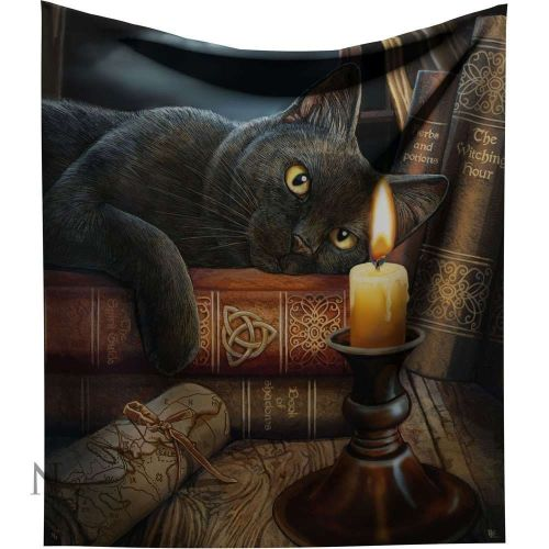 Witching Hour Fleecy Throw/Blanket