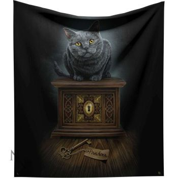 Pandora's Box Fleece Throw/Blanket