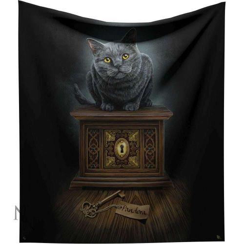 Pandora's Box Fleecy Throw/Blanket