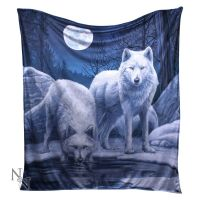 Warriors of Winter Fleece Throw/Blanket