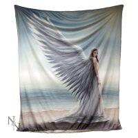 Spirit Guide Fleece Throw/Blanket