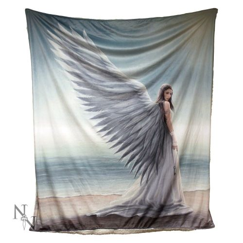 Spirit Guide Fleece Throw/Blanket