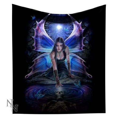 Immortal Flight Fleece Throw/Blanket