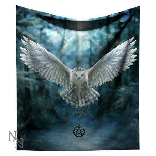 Awaken Your Magic Fleece Throw/Blanket