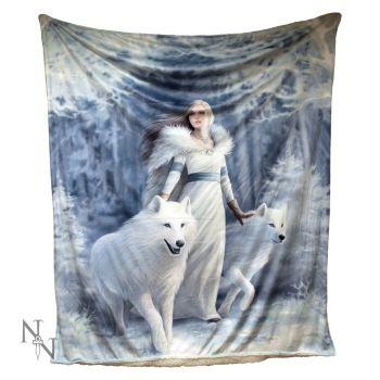 Winter Guardians Throw/Blanket