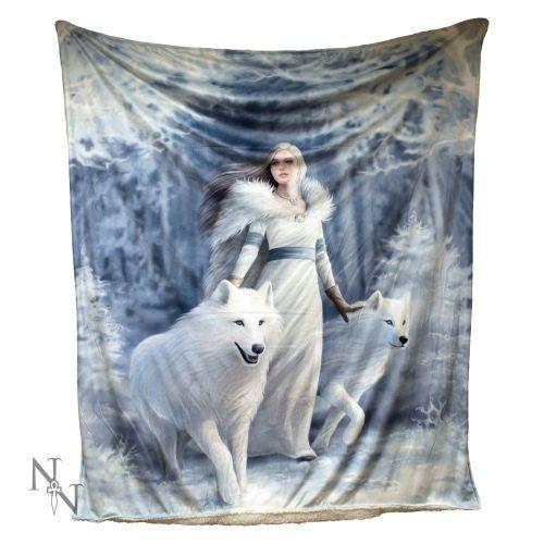 Spirit Winter Guardians Throw/Blanket