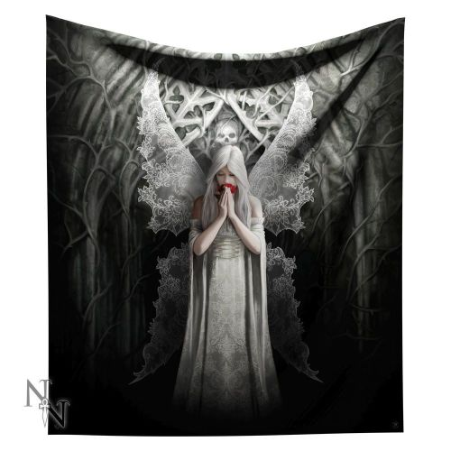 Only Love Remains Fleece Throw/Blanket