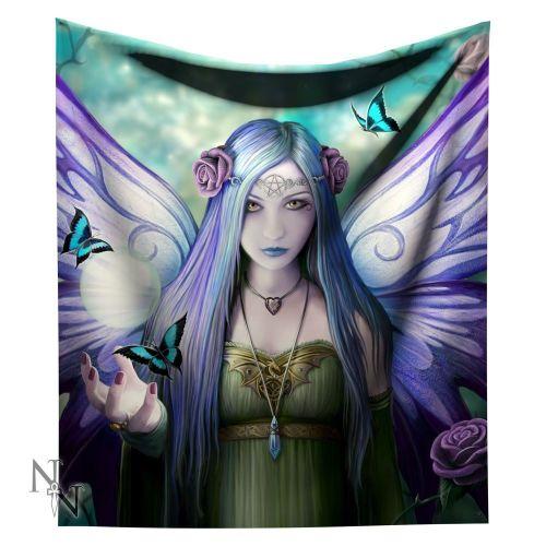 Mystic Aura Fleece Throw/Blanket