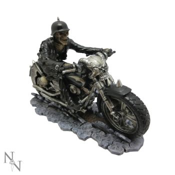 Hell on the Highway Figurine - James Ryman