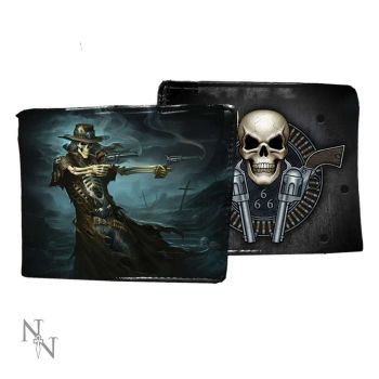 Gunslinger Wallet by James Ryman