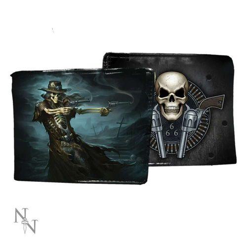 Gunslinger Wallet by James Ryman