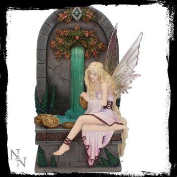 Fairy Wishing Well Figurine - Selina Fenech