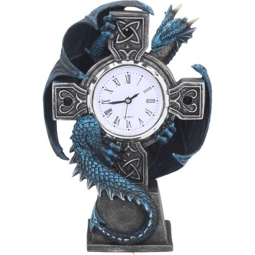 Draco Clock by Anne Stokes