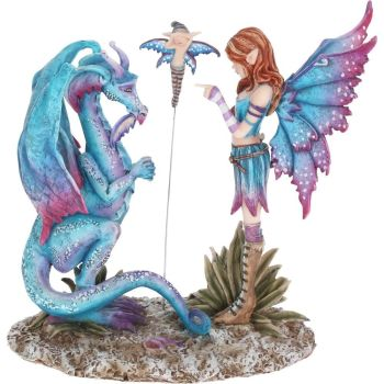 Bad Dragon Figurine by Amy Brown