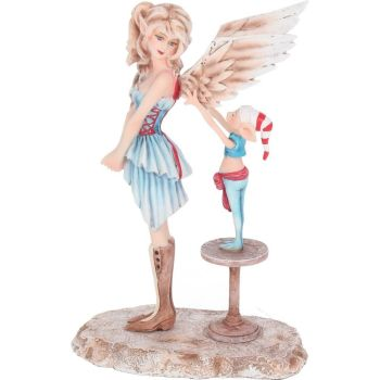Angel Gets Her Wings Figurine by Amy Brown