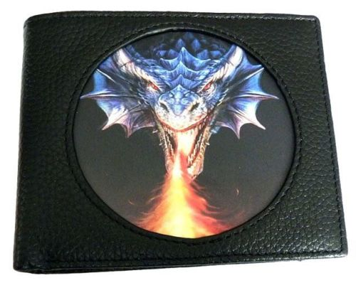 Age of Dragons - Fire Breather - 3D Gents Wallet - Anne Stokes