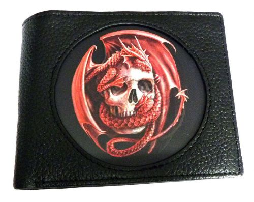 Age of Dragons - Dragon Skull - 3D Gents Wallet - Anne Stokes