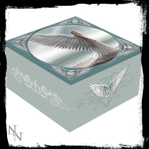 Mirror Trinket Box  - Spirit Guide