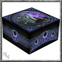 Mirror Trinket Box  - Naiad