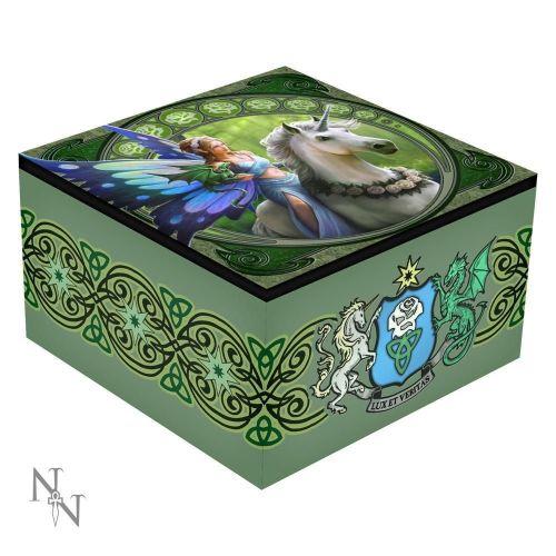 Mirror Trinket Box  - Realm of Enchantment