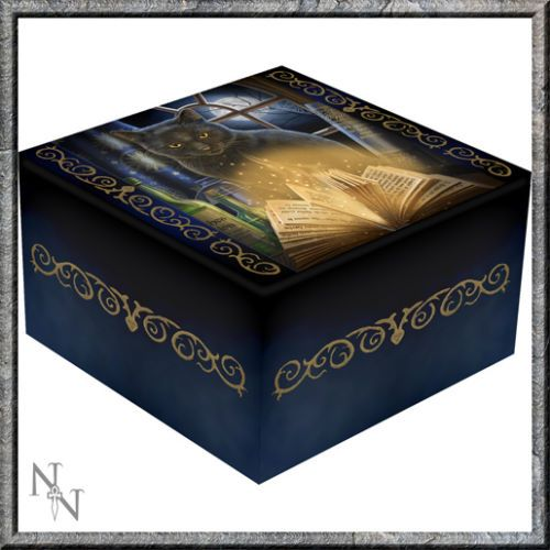 Mirror Trinket Box  - Bewitched