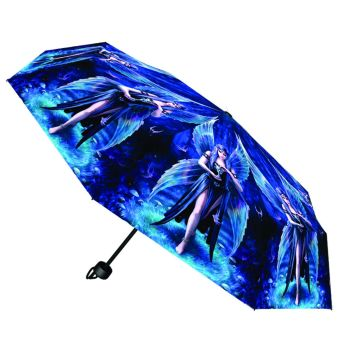 Enchantment Compact/Telescopic Umbrella - Anne Stokes