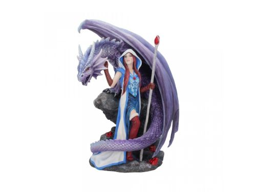 Dragon Mage Figurine - Anne Stokes