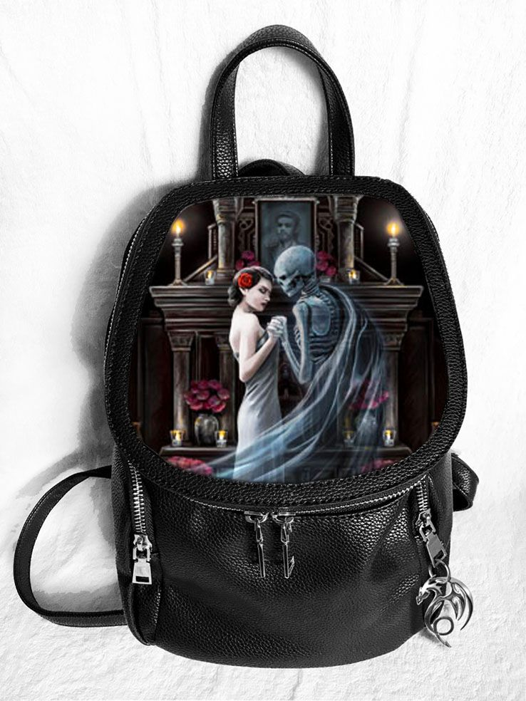Forever Yours 3D Fashion Backpack - Anne Stokes