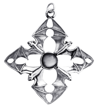 Arcanus Pendant Necklace - Carpe Noctum - Anne Stokes