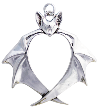 Veritas Pendant Necklace - Carpe Noctum - Anne Stokes