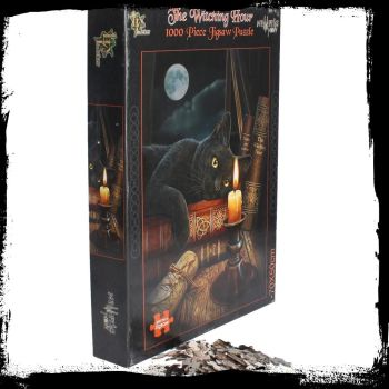 Lisa Parker 1000 Piece Jigsaw Puzzle - Witching Hour