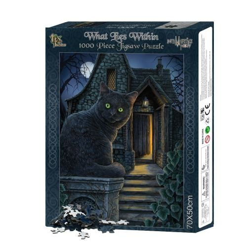 Lisa Parker 1000 Piece Jigsaw Puzzle - What Lies Within