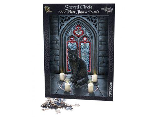 Lisa Parker 1000 Piece Jigsaw Puzzle - Sacred Circle