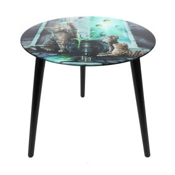 Hubble Bubble Glass Table - Lisa Parker