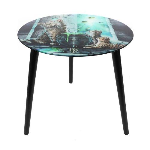 Hubble Bubble Glass Table - Lisa Parker