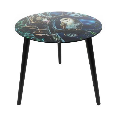 Fairy Tales Glass Table - Lisa Parker
