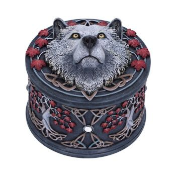 Guardian of the Fall Trinket Box - Lisa Parker