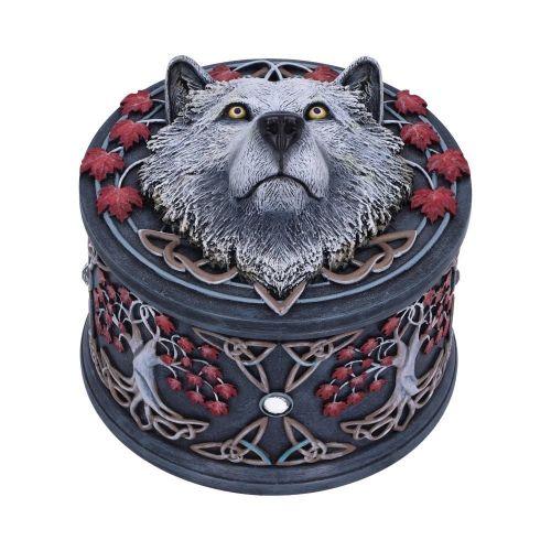 Guardian of the Fall Trinket Box
