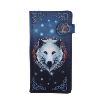 Guardian of the Fall Embossed Purse - Lisa Parker