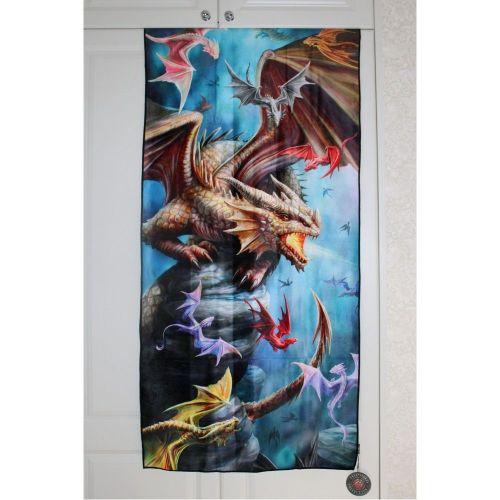 Dragon Clan Towel - Anne Stokes