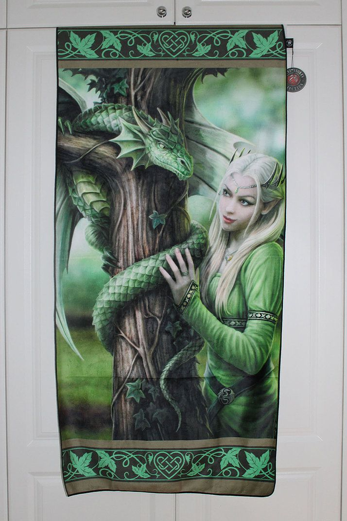 Kindred Spirits Towel - Anne Stokes