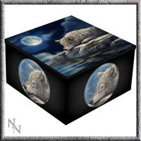 Mirror Trinket Box  - Quiet Reflection