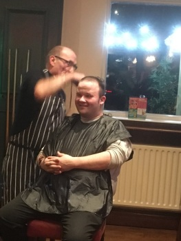 hungry horse head shave 2
