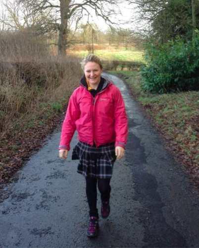 walking northumberland