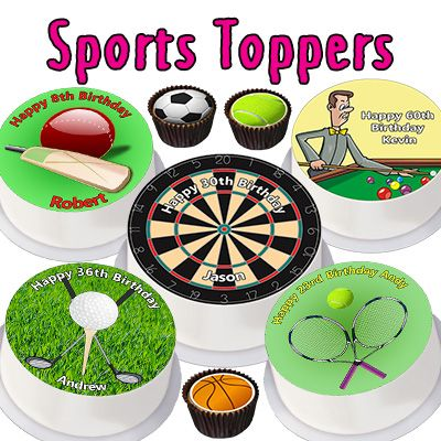 Sports Toppers