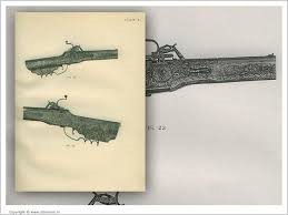 European Hand Firearms Of The Sixteenth, Seventeenth & Eighteenth Centuries. LONDON, Philip Lee Warner at Chiswick Press, 1923.